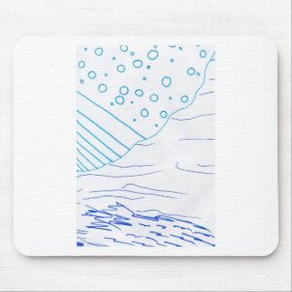 Of Waters Mouse Pad
