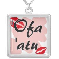 'Ofa 'atu - Tongan I love you Jewelry