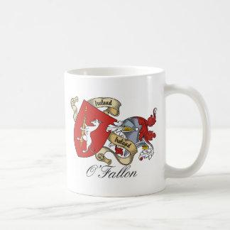 O'Fallon Family Crest Mugs