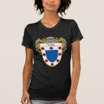 ofArms de la capa de Valle (cubiertos) Camiseta