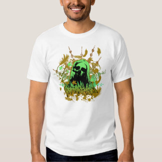 ofb grin _virgin_mary t-shirt