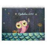 Ofelia 2010 calendarios