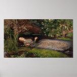 Ofelia de John Everett Millais Impresiones