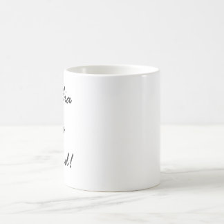 Ofelia era taza de café empujada