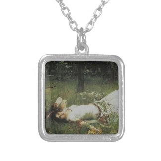 Ofelia [John William Waterhouse] Collar Personalizado