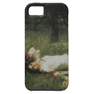 Ofelia [John William Waterhouse] Funda Para iPhone SE/5/5s