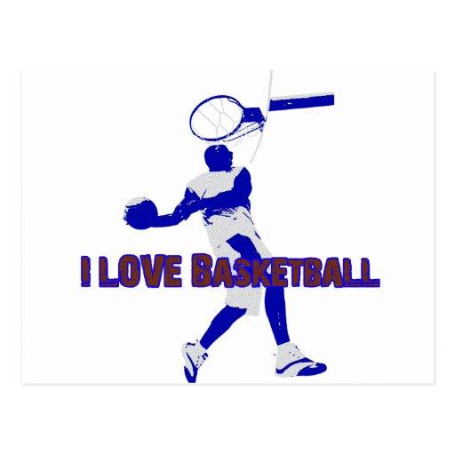 ¡Ofensa de ILoveBasketball! Postales