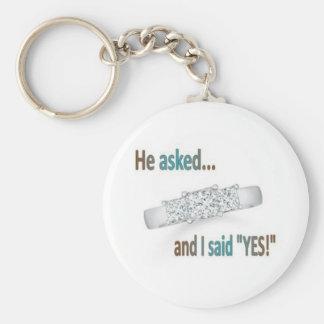 Oferta del boda llavero