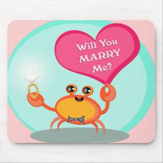 Oferta Mousepad del boda de la sorpresa