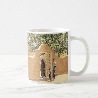 Oferta Para San Esquipula by Walter Ufer Coffee Mug