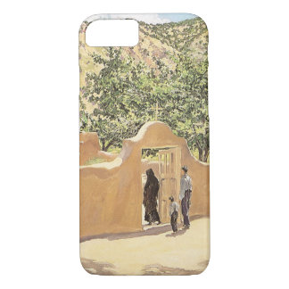 Oferta Para San Esquipula by Walter Ufer iPhone 7 Case