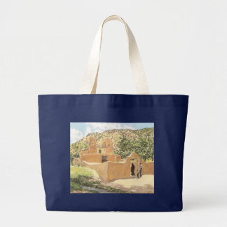 Oferta Para San Esquipula by Walter Ufer Large Tote Bag