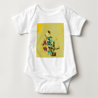Off Course Baby Bodysuit