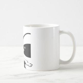 Off da hook coffee mug