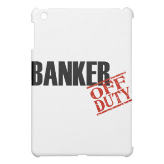 OFF DUTY Banker Cover For The iPad Mini