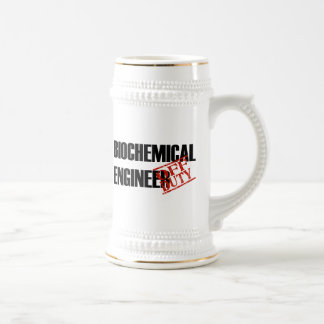 OFF DUTY BIOCHEM ENGINEER MUGS