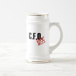 Off Duty CFO Mug
