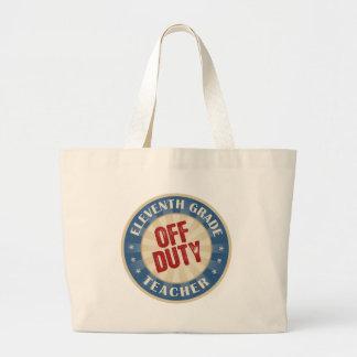 Off Duty Eleventh Grade Teacher Bag