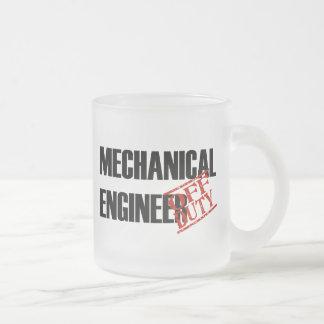 OFF DUTY MECH ENGINEER MUG
