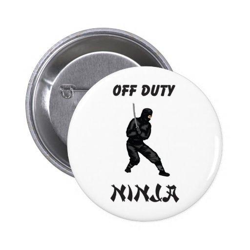 off duty ninja button