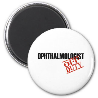OFF DUTY OPHTHALMOLOGIST LIGHT MAGNET