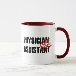 OFF DUTY Physician Assistant Mug