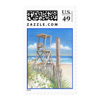 Off Duty Stamp