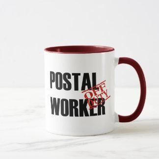 Off Duty Postal Worker Mug