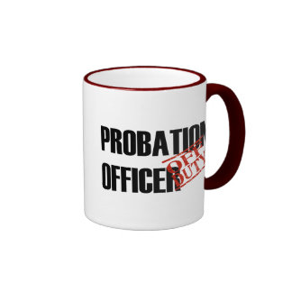 OFF DUTY Probation Officer Mugs