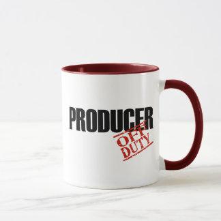 Off Duty Producer Mug