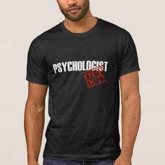 OFF DUTY PSYCHOLOGIST T-Shirt