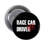 OFF DUTY RACE CAR DRIVER DARK PINS