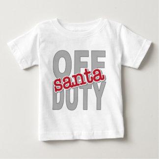 Off Duty Santa Tee Shirts and Gifts