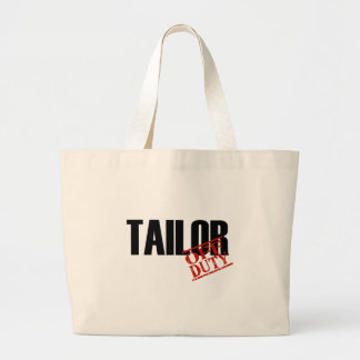 OFF DUTY TAILOR LIGHT LARGE TOTE BAG