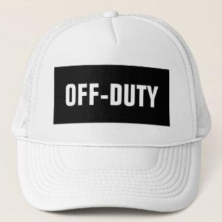 Off-Duty Trucker Hat