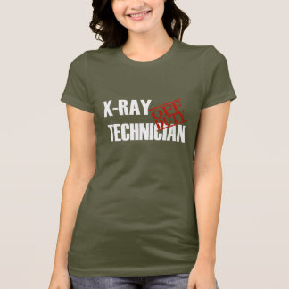 OFF DUTY XRAY TECH T-Shirt
