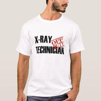 OFF DUTY XRAY TECH T-Shirt