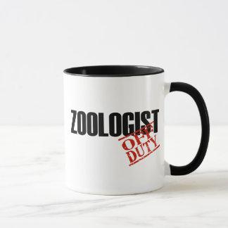 OFF DUTY ZOOLOGIST MUG