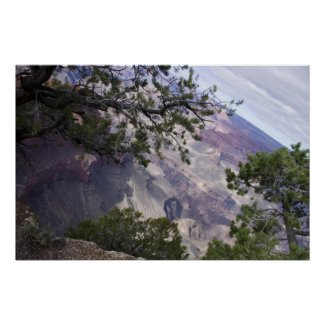 Off Keel Grand Canyon Poster