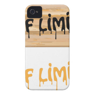 Off Limits wood sign Painted Case-Mate iPhone 4 Case