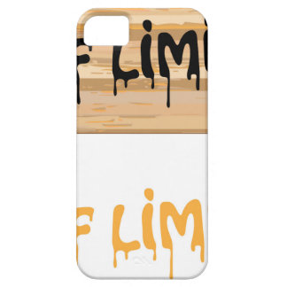 Off Limits wood sign Painted iPhone SE/5/5s Case