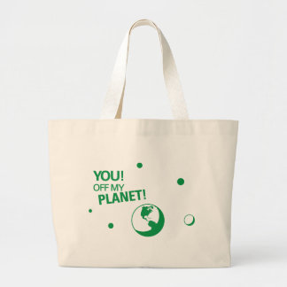 Off My Planet Bags