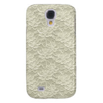 Off of My Grandmothers Wedding Dress Samsung Galaxy S4 Cover
