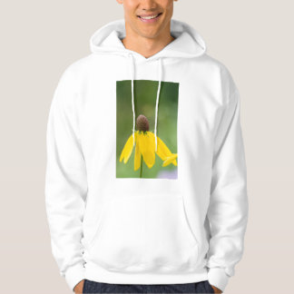 off petal hooded pullover