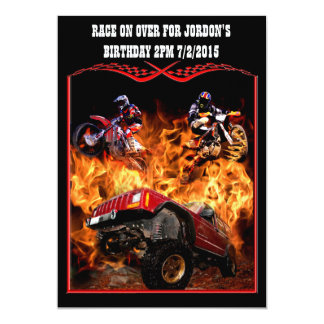 Off Road is more fun Card