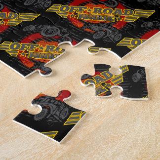 Off Road Junkie 4x4 Jigsaw Puzzle