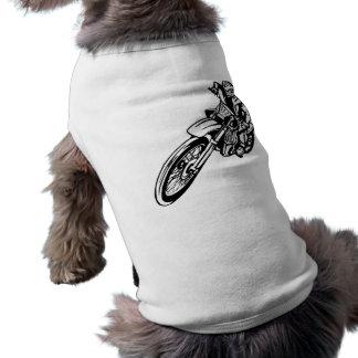 Off-Road Motorcycle Biker Pet T-shirt