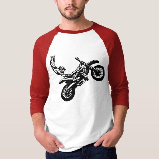 Off-Road Motorcycle Racing T-Shirt