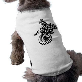 Off-Road Motorcycle Sport Doggie Shirt