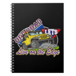 Off Road On The Edge Spiral Note Books